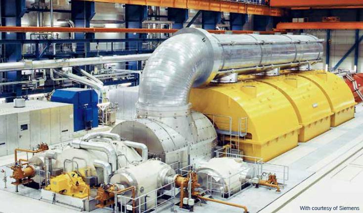Anwendungen von Rexroth im Bereich Energietechnik
