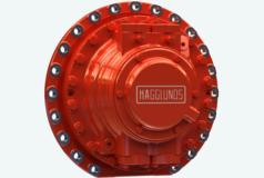 Hydraulische Turbinenrotor-Dreheinrichtung