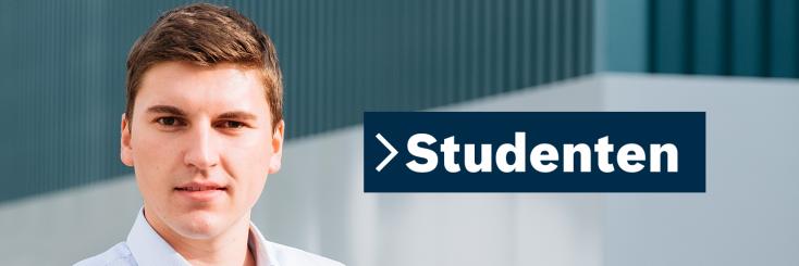 Informationen über Einstiegsmöglichkeiten für Studenten