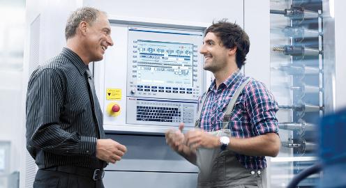 Hohe Produktivität und Energieeffizienz in der Bearbeitung