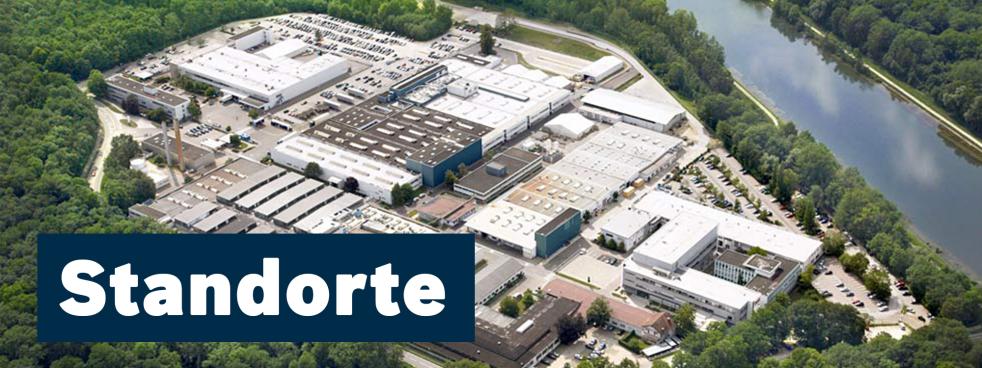 Standorte Bosch Rexroth Deutschland