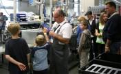 Rexroth-Mitarbeiter feiern Bosch-Jubiläum