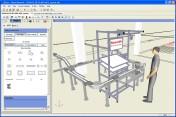 Kostenlose und schnelle Projektierung von Montagesystemen mit MTpro light von Rexroth