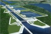 Panama-Kanal: zum Geburtstag neue Schleusen