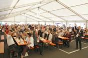 Bosch Rexroth in Augsfeld feiert fünfzigjähriges Bestehen