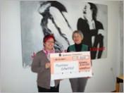 Schweinfurt: Rexrötherinnen sammeln in ihrer Freizeit 900 Euro für das Schweinfurter Frauenhaus
