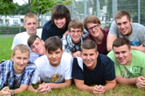 Erbach: Ausbildungsstart 2012