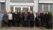 Lohr: Gymnasiallehrer zu Gast bei Bosch Rexroth