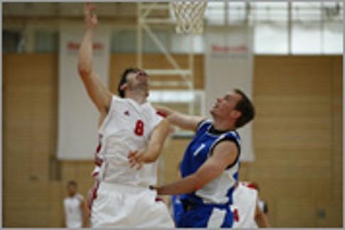 Überregional: Gemeinsam mehr bewegen: Mit Bosch Rexroth zum Basketball