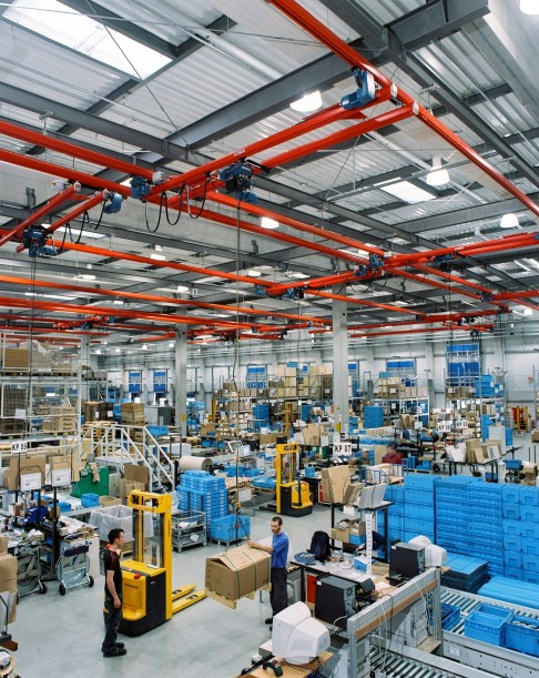 Lichtautomatisierung spart bis zu 60 Prozent Energie