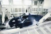 Energieeffiziente Lackier- und Sealing-Roboter verbrauchen bis zu 30 Prozent weniger Energie