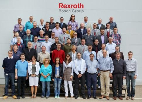 Horb:Bosch Rexroth feiert seine Jubilare