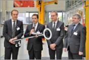 Neueröffnung Service Center - Bochum Bosch Rexroth baut Service weiter aus