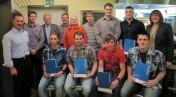 Horb: Feste Arbeitsverträge für erfolgreiche Absolventen
