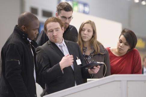 Go for Hightech: Bosch Rexroth will Nachwuchsingenieure für Technik begeistern