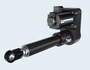 Flexibel in der Anwendung: Elektromechanische Schwerlastzylinder EMC-HD von Rexroth