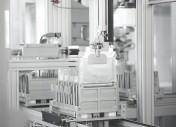 Automationslösungen von Rexroth für die Herstellung moderner Energiespeicher