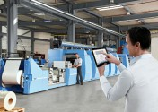 Innovative Druckmaschinen schneller marktreif mit Open Core Engineering von Rexroth