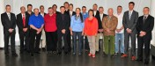 Schweinfurt: Jubilare bei Bosch Rexroth gefeiert