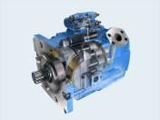 Neue Baureihe 40 der Hochdruck-Axialkolbeneinheit A11VO für besonders anspruchsvolle Anwendungen