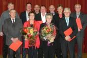 Lohr: Bosch Rexroth feiert langjährige Mitarbeiter