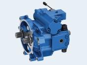 Hydrostatische Kompakteinheit A41CTU in neuer Nenngröße für Leistungsverzweigungsgetriebe