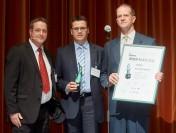 Green Award für Lackiererei von Bosch Rexroth