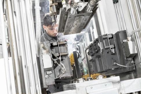 Alte Maschine setzt nach Modernisierung neue Maßstäbe