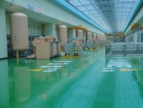Größtes Gezeitenkraftwerk der Welt mit Hydraulik von Bosch Rexroth