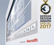 German Design Award 2017 für das ActiveCockpit