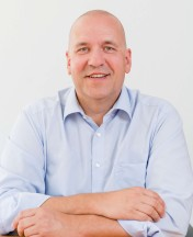 Dr. Steffen Haack, Leiter der Business Unit Industrial Hydraulics, Bosch Rexroth AG