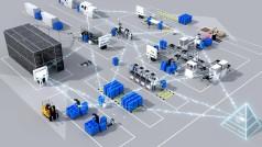 Vernetzte Montage und Logistik – Activate Advanced Production