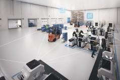 Innovative Antriebstechnik und vernetzte Assistenzsysteme