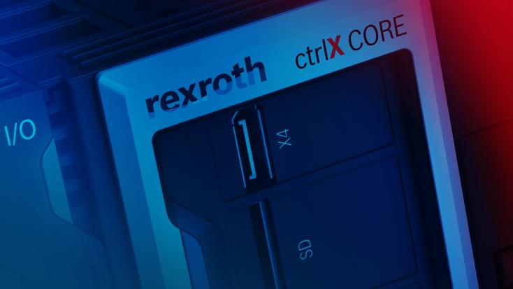 ctrlX AUTOMATION | Maximale Konnektivität für die Intralogistik
