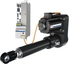 Elektromechanische Zylinder EMC-HD