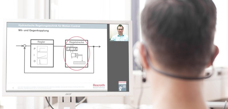 Live oder aufgezeichnete Trainingskurse in virtuellen Klassenräumen