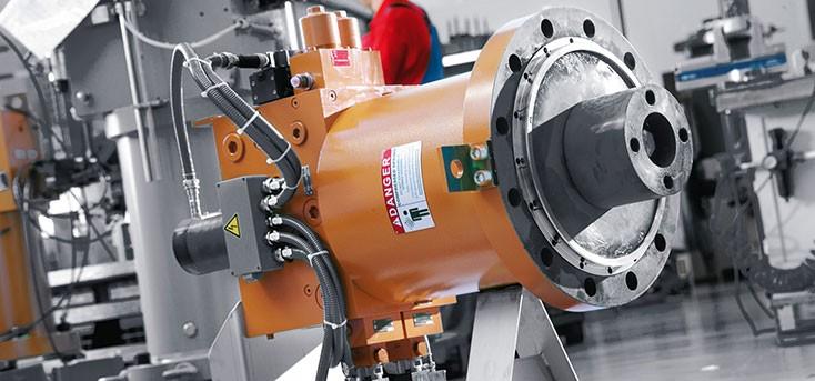 Hydraulische Stellantriebe für Gas- und Dampfventile – Wartung und Reparatur