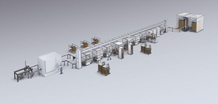 Bosch Rexroth Automatisierungslösungen für Montage und Handhabung