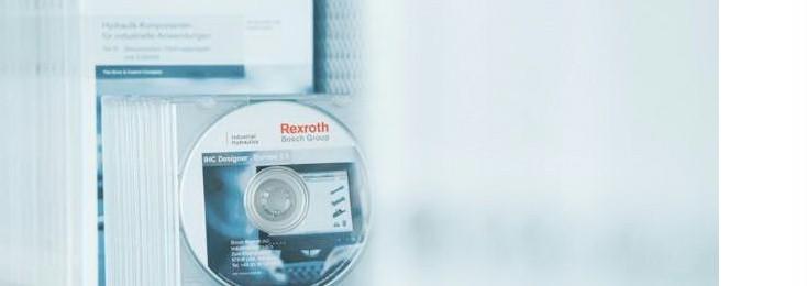 Bosch Rexroth Benutzerhandbücher und Dokumentation