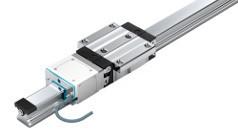 Linearbewegungstechnik von Bosch Rexroth