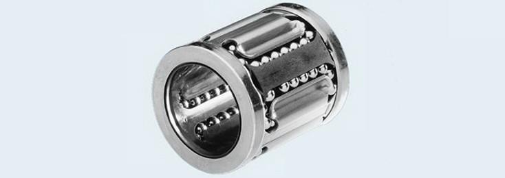 Linearkugelbüchsenführungen für spanende Werkzeugmaschinen