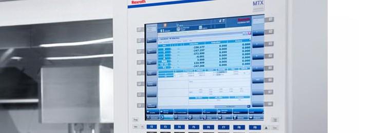Elektrische Antriebe und Steuerungen von Rexroth