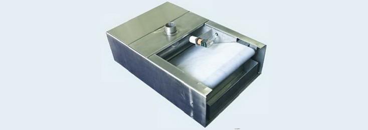 Schwerkraftbandfilter LSF von Rexroth
