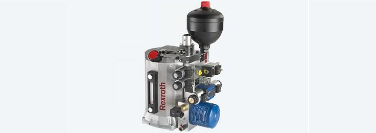 Hochleistungskompaktaggregate für spanende Werkzeugmaschinen
