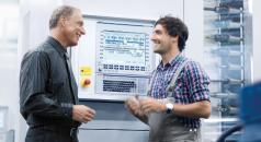 Energieeffizienz für spanende Werkzeugmaschinen