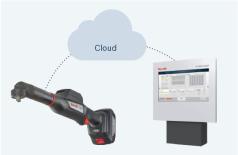 Process Quality Manager mit Anbindung an eine Cloud