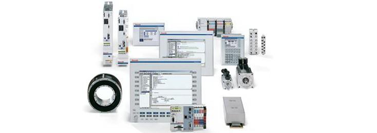 Elektrische Antriebe und Steuerungen für Verpackungs- und Verarbeitungsmaschinen