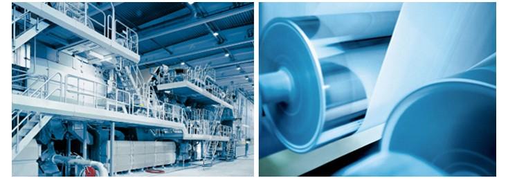 Druck- und Verarbeitungsanwendungen von Bosch Rexroth