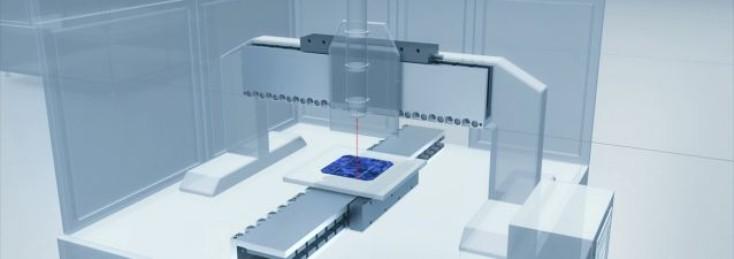 IndraDynL– Eisenlose Linearmotoren MCL für die Solartechnikfertigung