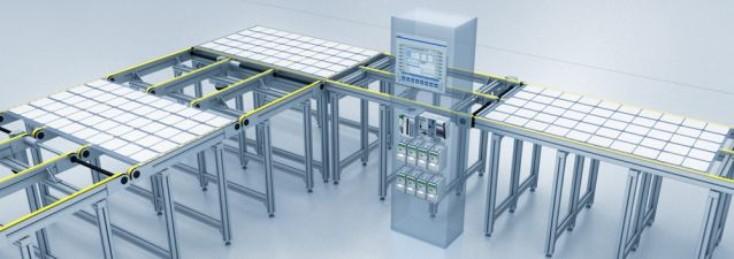 Transfersystem TS2pv für die Solartechnik